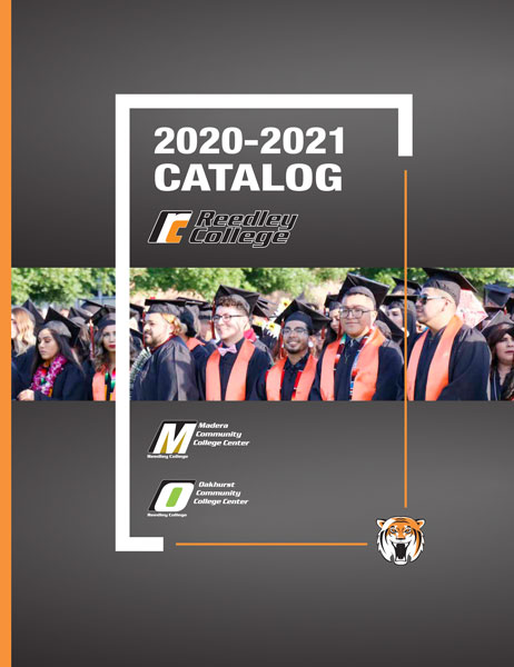 2020-21 Reedley College Catalog