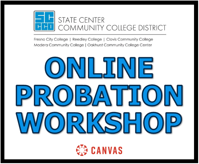 Online Probation Workshop